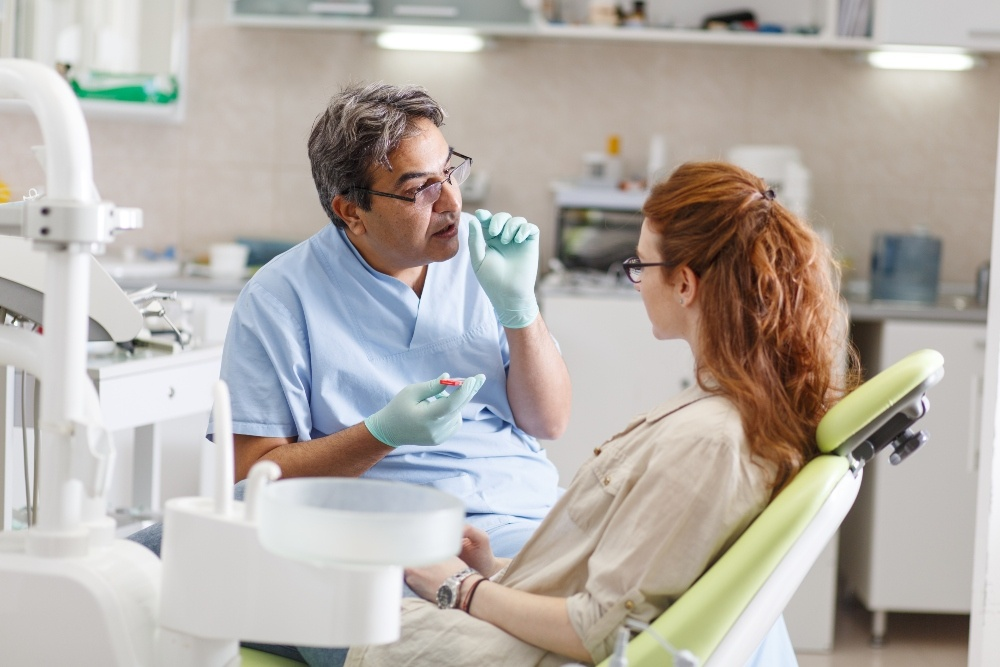 Facebook ad audience for dental practice