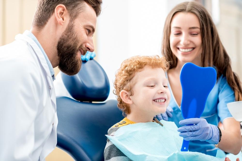Ideal dental patient type