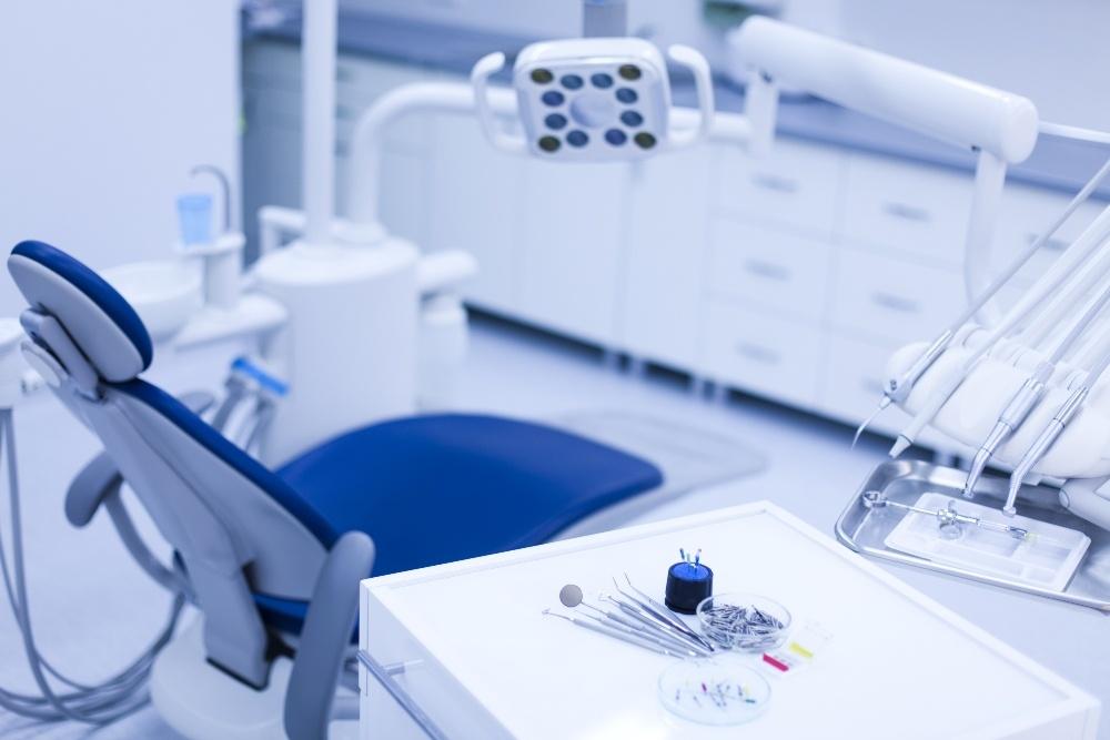 dentist office treloar and heisel