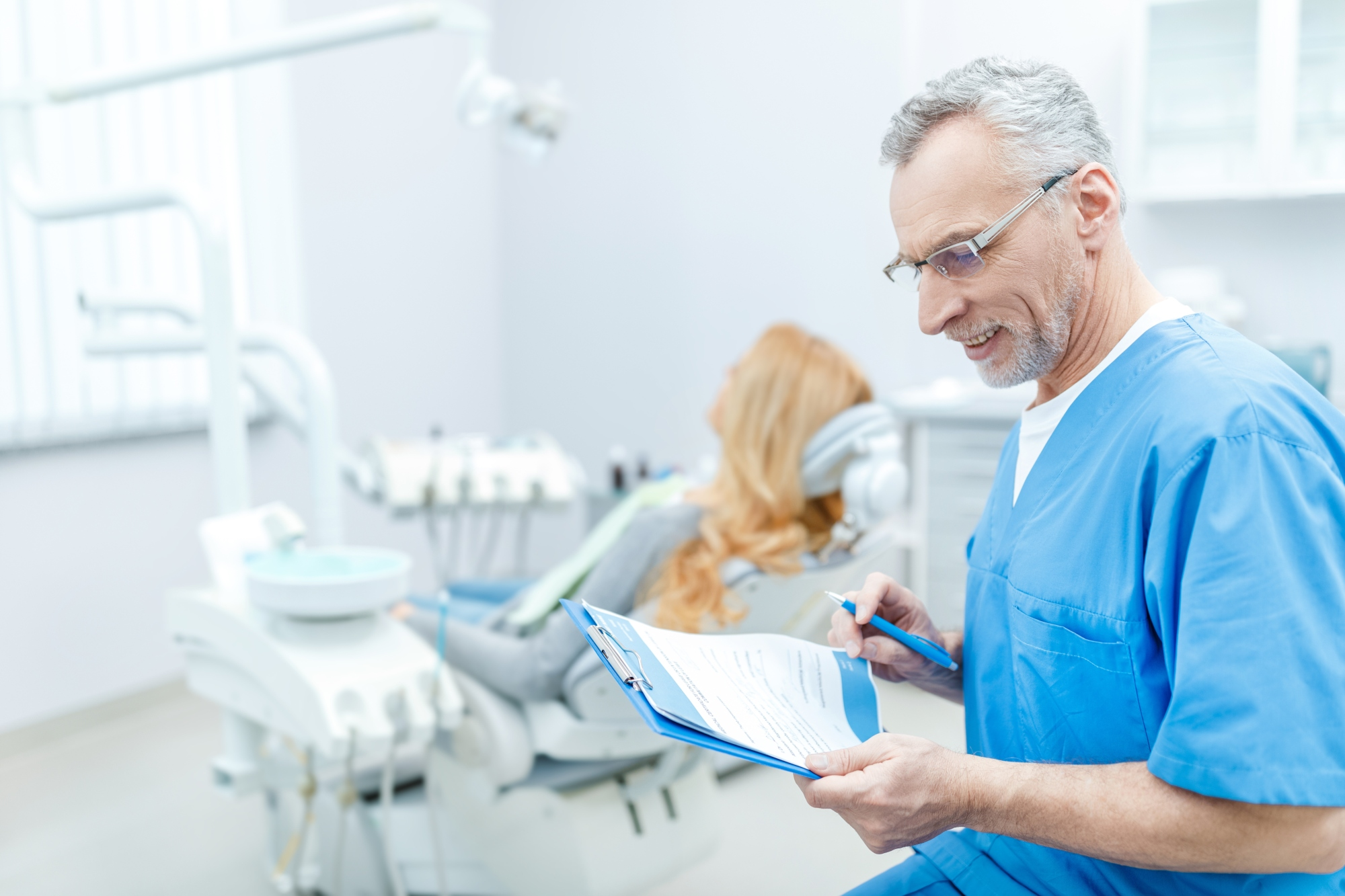 Data breach coverage for dentists