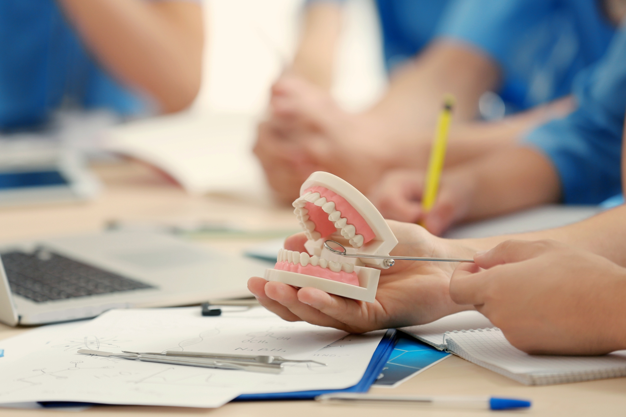 Time management tips for busy dental students